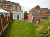semi detached home in Merlin Avenue, Bolsover...