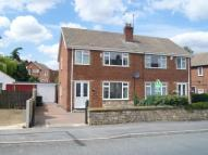 semi detached property for sale in Cross Street, Balby...