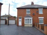 2 bed semi detached home for sale in The Crescent, Armthorpe...