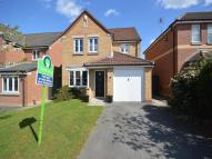 3 bed Detached home in Fothergill Drive...