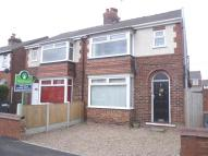 Melbourne Road semi detached house for sale