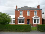 Detached property in Lincoln Road, Tuxford...