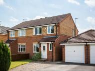 3 bed semi detached home in Godwins Way...