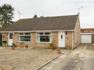 2 bedroom Semi-Detached Bungalow for sale in Castle Close, Wigginton...