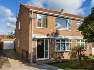 semi detached property for sale in Whenby Grove, York, YO31