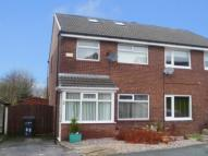 semi detached home for sale in Foxfold, Skelmersdale...