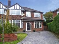 semi detached house for sale in Park Grove, Worsley...