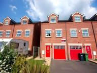 semi detached house in Jaeger Close, Belper...