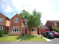 Detached property for sale in Yardley Way, Belper, DE56