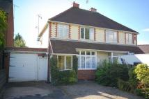 3 bed semi detached home in Danesby Rise, Denby, DE5