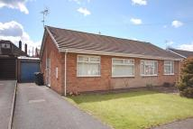 Semi-Detached Bungalow for sale in Barton Knowle, Belper...