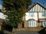 semi detached house in Overdale Road, Derby...