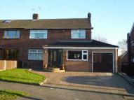 semi detached house for sale in Briar Close, Borrowash...