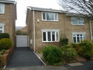 semi detached property for sale in Home Farm Drive...