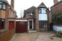 Whitaker Road Detached house for sale