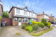 semi detached home for sale in Chain Lane, Littleover...
