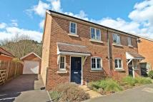 3 bed semi detached property in Columbus Drive...