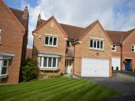 4 bed Detached home in Manrico Drive, Lincoln...