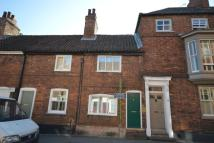 Terraced property in Bailgate, Lincoln, LN1