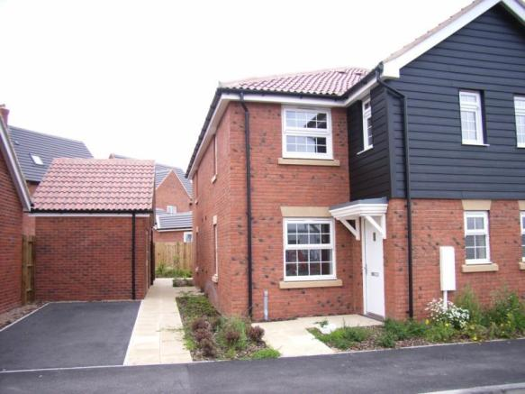 New Build 2 Bedroom Houses Nottingham Houses for sale in