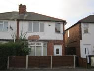 semi detached property in Hawthorne Avenue...