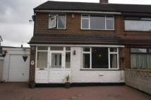 3 bedroom semi detached home in York Road, Weston Coyney...