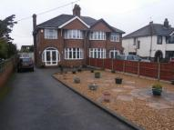 semi detached property in Weston Road...