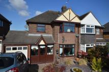 3 bed semi detached home for sale in Ash Bank Road...