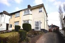 3 bed semi detached house in Blurton Road, Blurton...