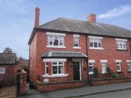 3 bedroom semi detached property in Stewart Road, Oswestry...