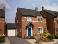 4 bed Detached house for sale in Castle Walks, Chirk...