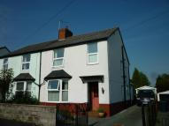 3 bed semi detached property in Cambrian Drive, Oswestry...