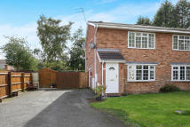 Flat for sale in Wells Close, Perton...
