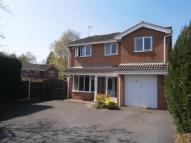 Detached house for sale in Farleigh Road, Perton...