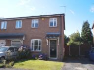 2 bed semi detached property in Bader Road...