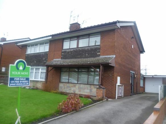 3 Bedroom Semi Detached House For Sale In Wenlock Close
