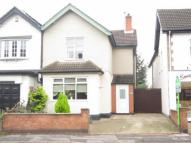 semi detached house for sale in Main Street, Long Eaton...