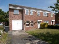 4 bed semi detached property in Sandringham Road...