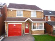 Detached home in Ironstone Close...