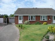 2 bedroom Semi-Detached Bungalow for sale in Mercia Drive, Leegomery...