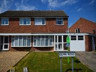 3 bed semi detached property for sale in Burnell Road, Admaston...