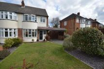 3 bedroom semi detached property for sale in Avondale Road...