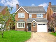 4 bed Detached home for sale in The Evergreens, Stretton...