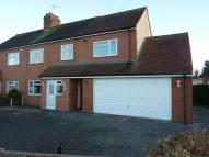 4 bedroom semi detached home for sale in Iron Walls Lane, Tutbury...