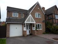 4 bed Detached home for sale in Thrift Road, Branston...