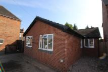 4 bed Detached Bungalow in Station Road, Hatton...