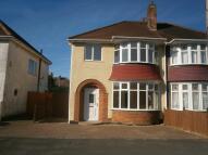3 bedroom semi detached home in Convent Drive, Coalville...