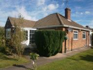 3 bedroom Detached Bungalow for sale in Hilary Crescent...