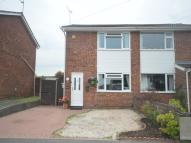 2 bedroom semi detached property in Tithe Close, Thringstone...