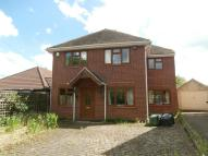 Detached home in Highfields Drive...